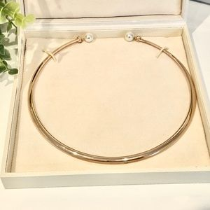 Jewelry - Sorelle 18K White-Gold Plated Fresh Water Pearl